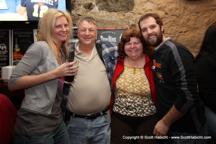 The Chili Cook Off at the brew pub in Ellicott City.